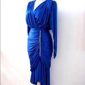 Dresses & Skirts - Vintage 80s dress/ prom dress